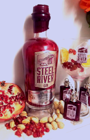 "Steel River ""EL CLASICO"" Shimmer Edition"