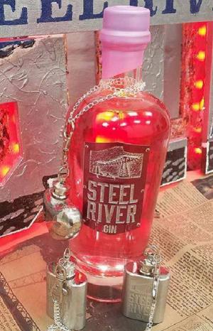 "Steel River ""PINK DRAGON"""